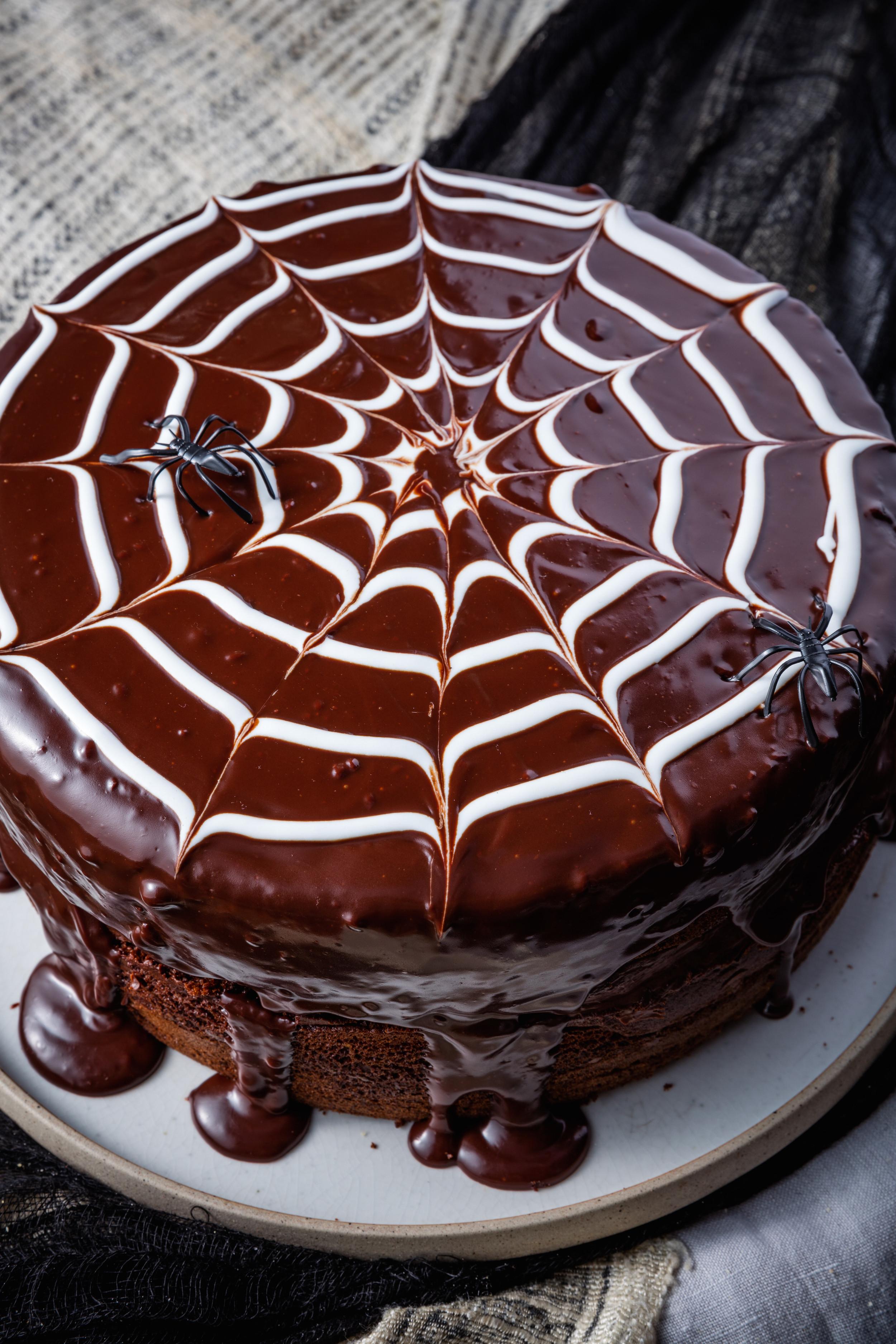 Halloween Cake Recipe  17 Easy Halloween Recipes Gross and Scary Halloween Food