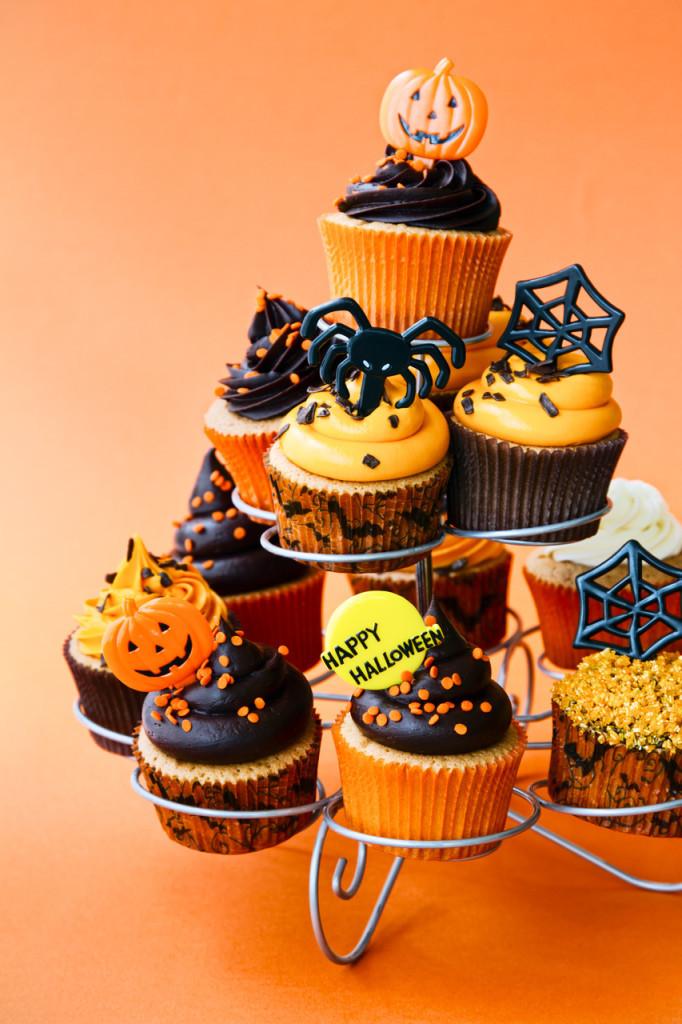Halloween Cupcakes Designs  9 Elegant Halloween Cupcakes Ideas My Easy Recipes