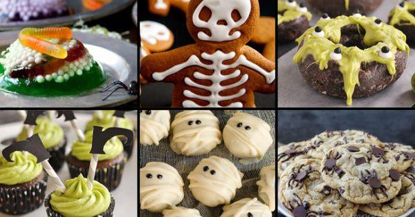 Halloween Desserts Pinterest  10 Spooky Halloween Desserts – UrbanMoms