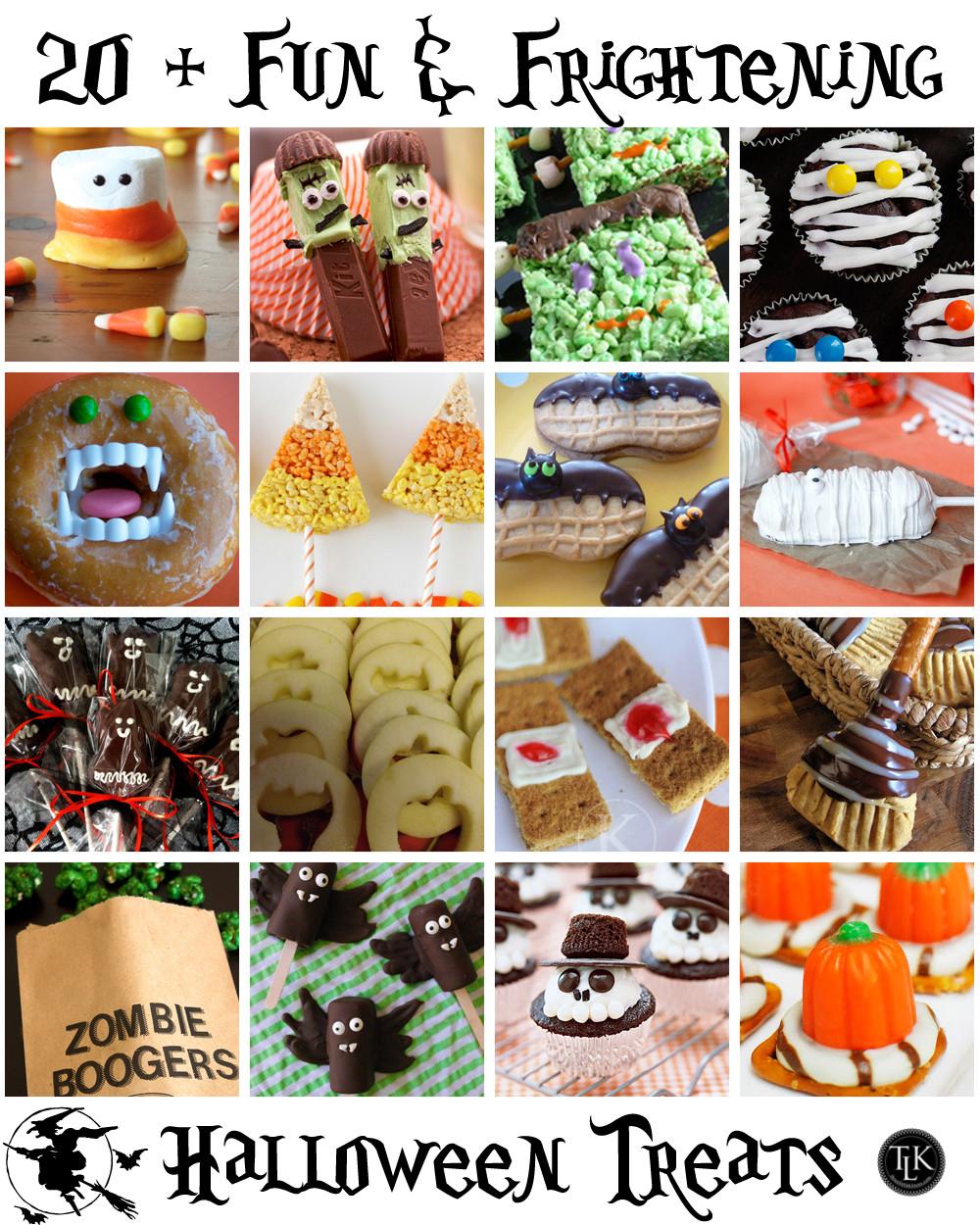 Halloween Desserts Pinterest  Falloween Pinterest Halloween Treats II
