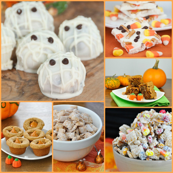 Halloween Desserts Pinterest  Halloween Dessert Ideas 2014