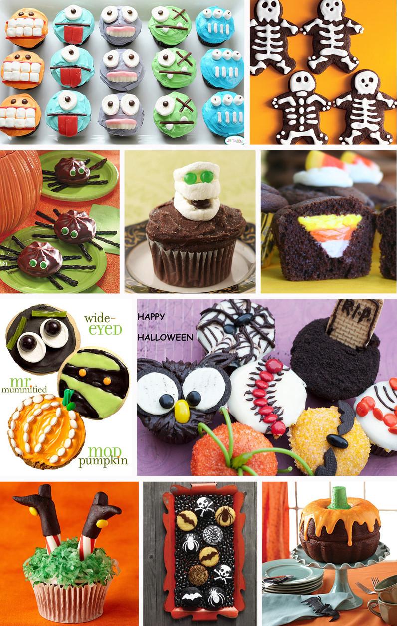 Halloween Desserts Pinterest  Last minute Halloween ideas