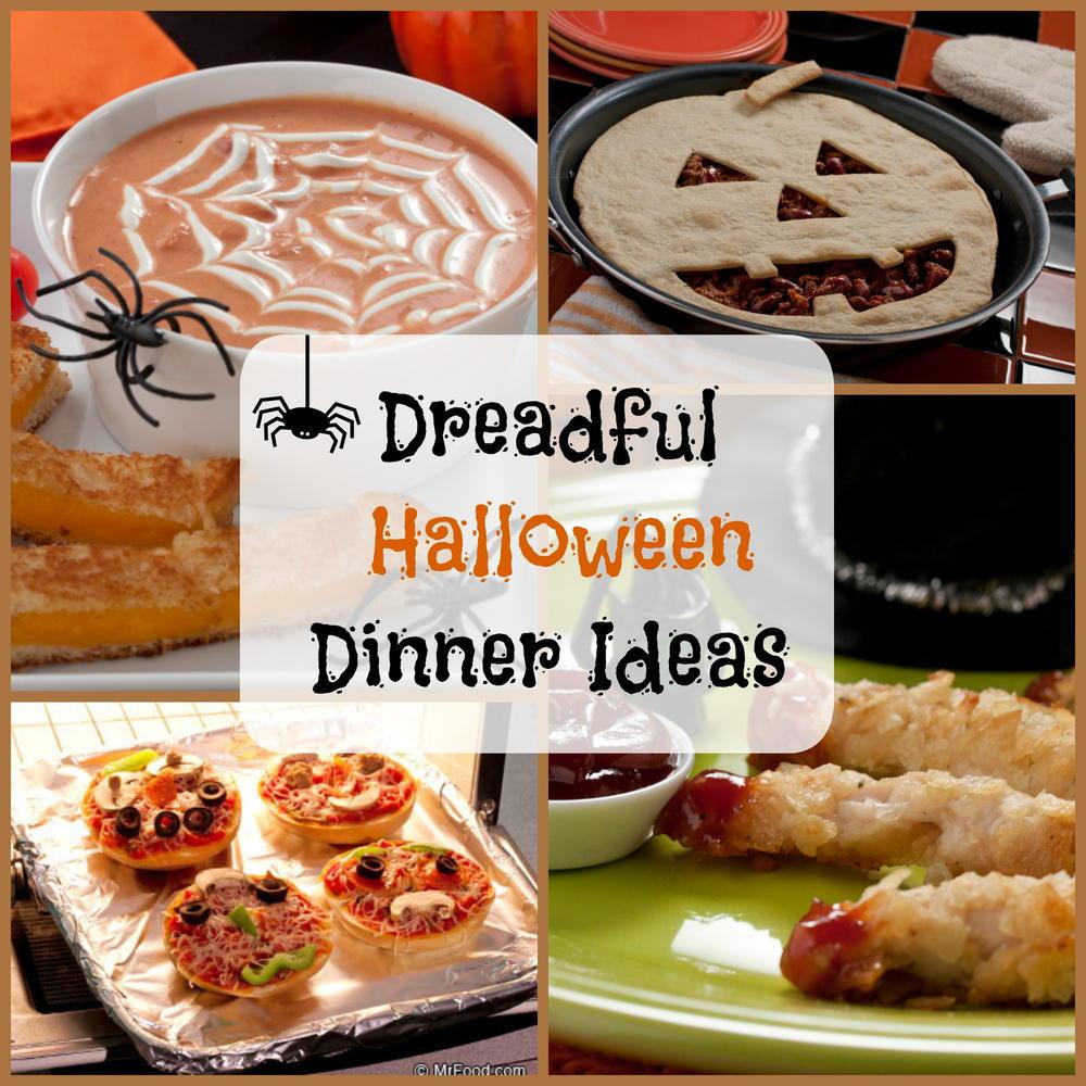 Halloween Dinner Ideas  8 Dreadful Halloween Dinner Ideas