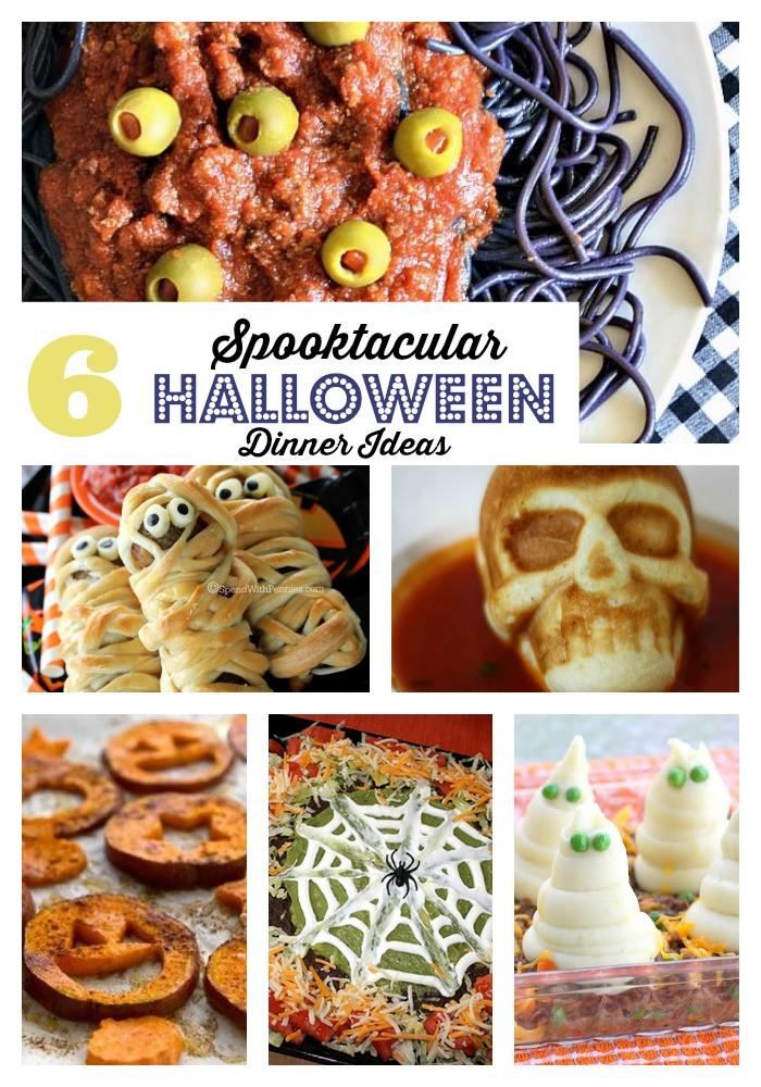 Halloween Dinner Ideas  Spooktacular Halloween Dinner Ideas