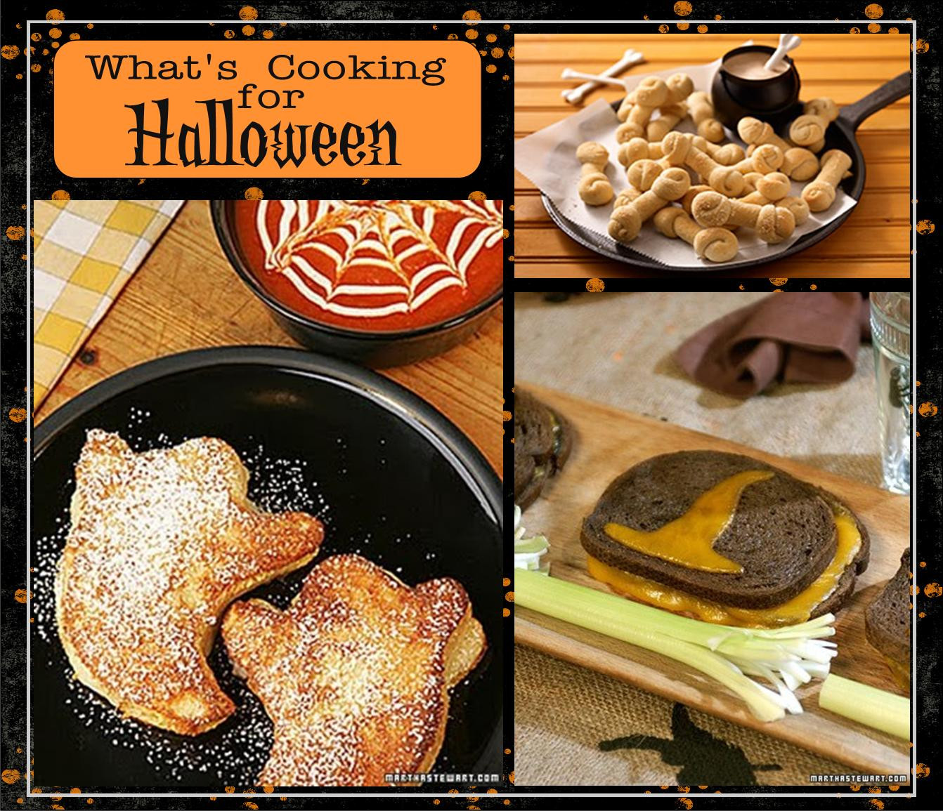 Halloween Dinner Ideas  39 Halloween Themed Dinners Get All The Recipes