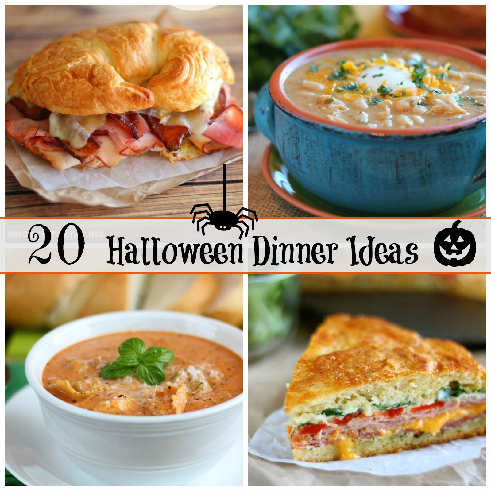 Halloween Dinner Ideas  Eat Cake For Dinner 20 Halloween Dinner Ideas to Warm you Up