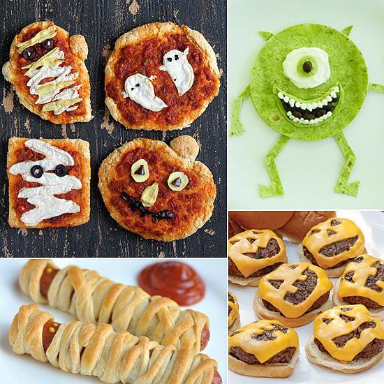 Halloween Dinner Ideas  Kid Friendly Halloween Dinner