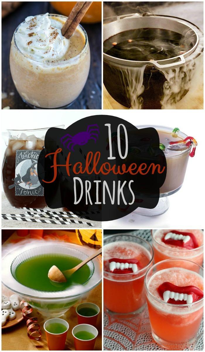 Halloween Party Drinks  Halloween Drinks