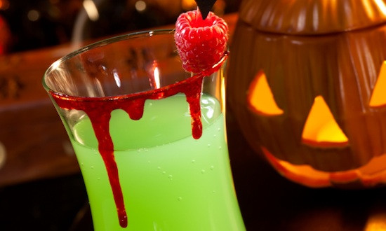 Halloween Party Drinks  Perfectly Punchy Halloween Party Drinks