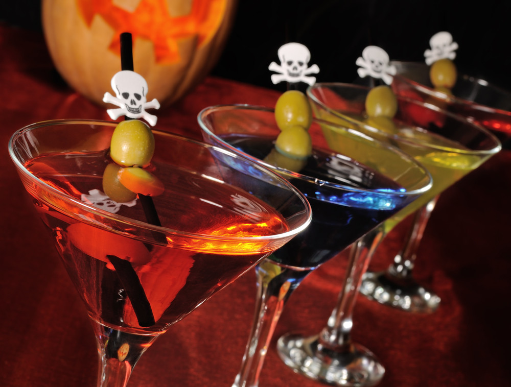 Halloween Party Drinks  Plan Your Adults ly Halloween Party Lionesse Beauty Bar
