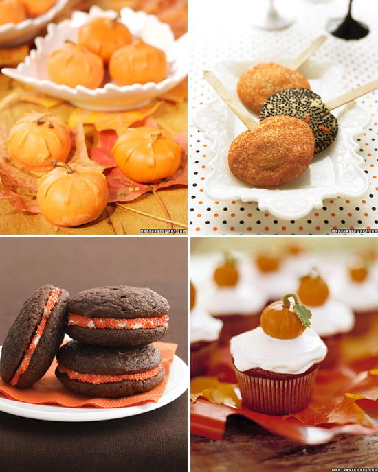Halloween Themed Desserts  Fashionable Fairytales Fall and Halloween Themed Wedding