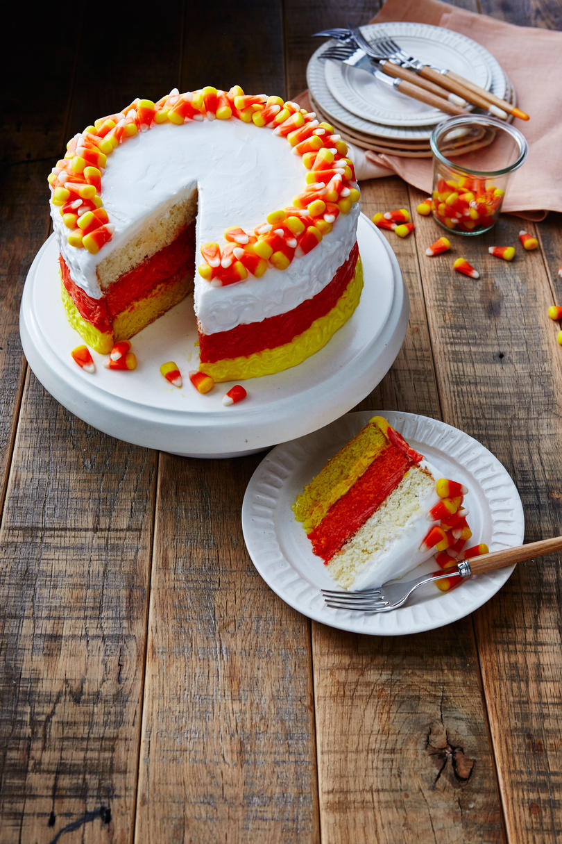 Halloween Themed Desserts  Candy Cakes Southern Living