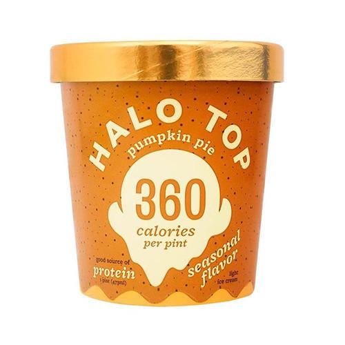 Halo Top Pumpkin Pie  15 Best Pumpkin Desserts for Fall 2018 Tasty Pumpkin