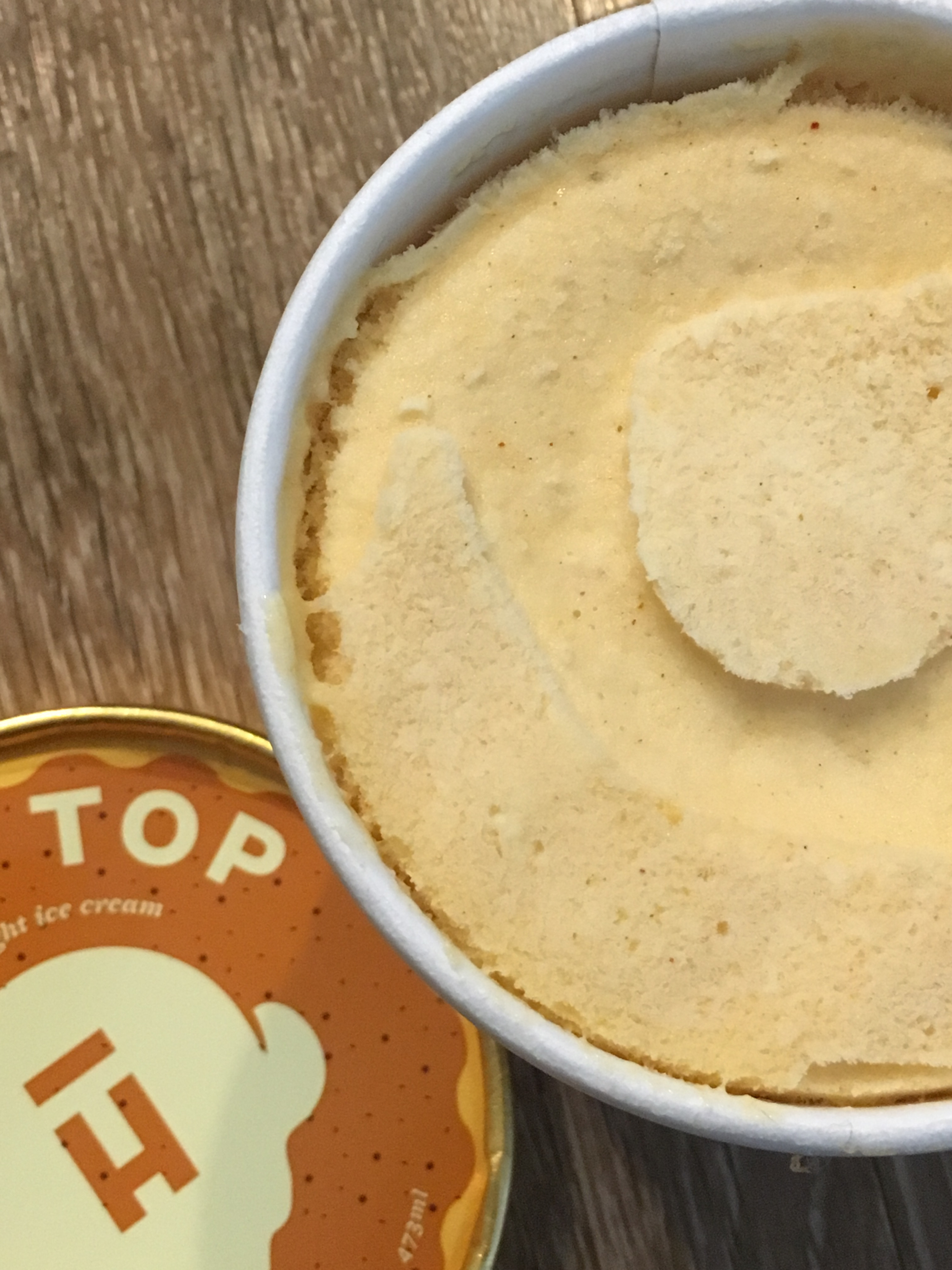 Halo Top Pumpkin Pie  Halo Top Pumpkin Pie Review Snack Gator