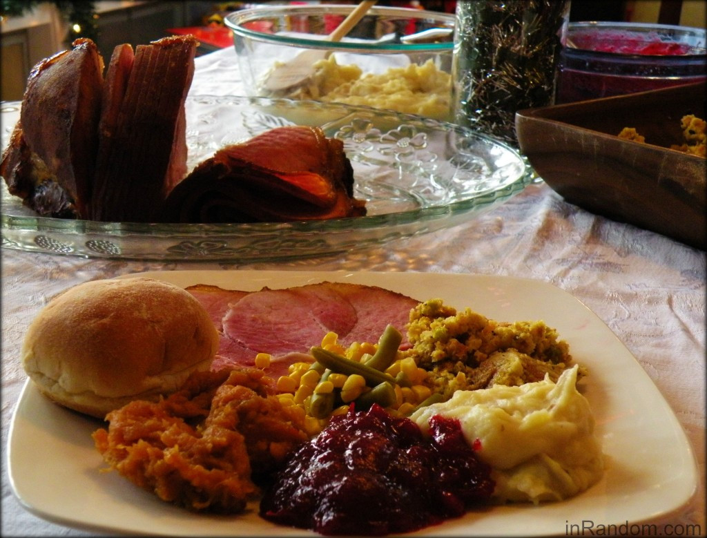 Ham Christmas Dinner  A Delicious Holiday Meal with Honeybaked Ham