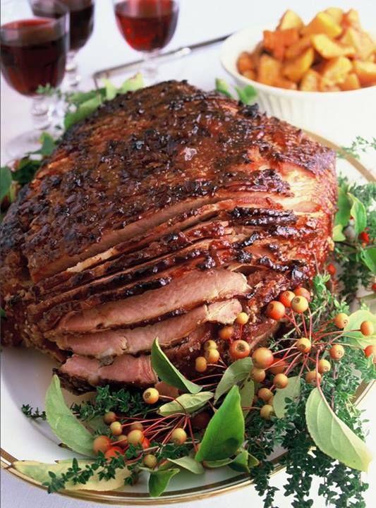 Ham Christmas Dinner  17 Best images about Barefoot Contessa Ina Garten on
