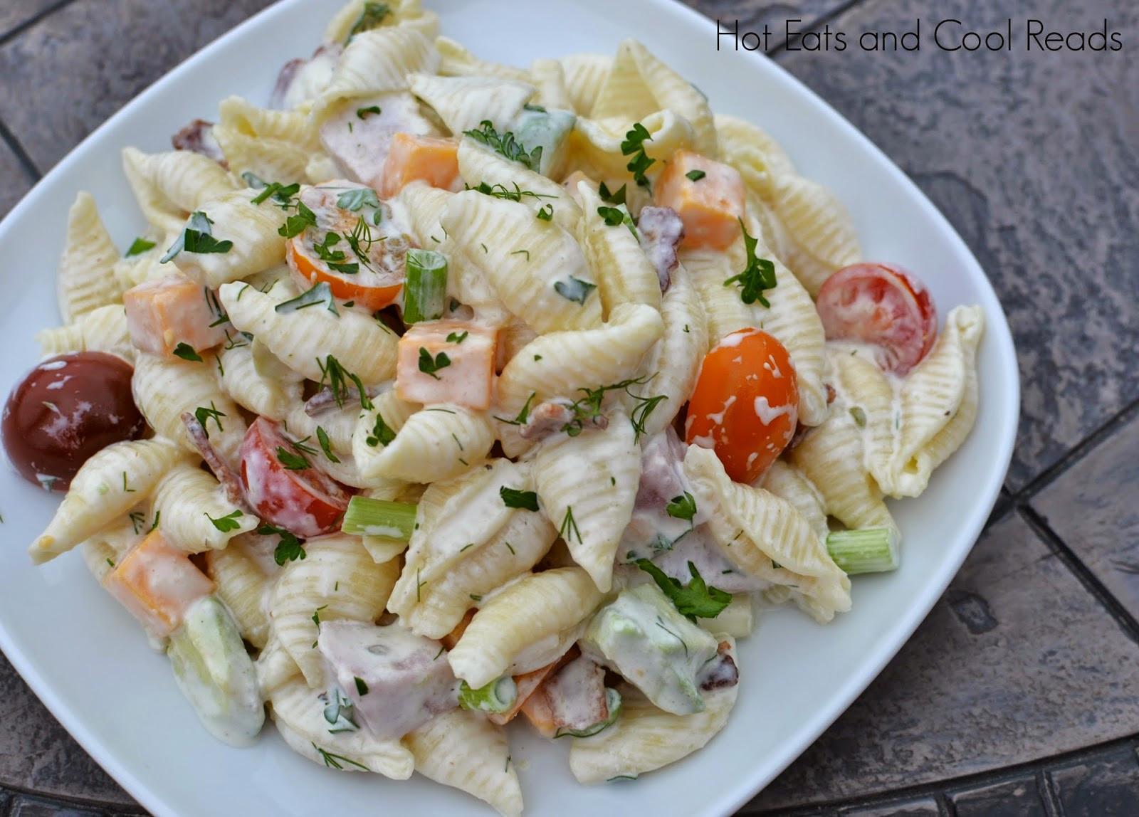 Ham Pasta Salad  ham pasta salad recipes