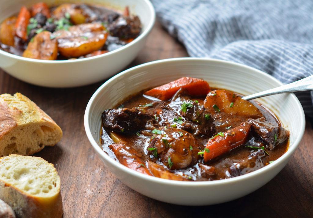 Hamburg Stew Recipe  Beef Stew with Carrots & Potatoes