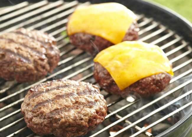 Hamburgers On The Grill  How To Grill The Best Burgers