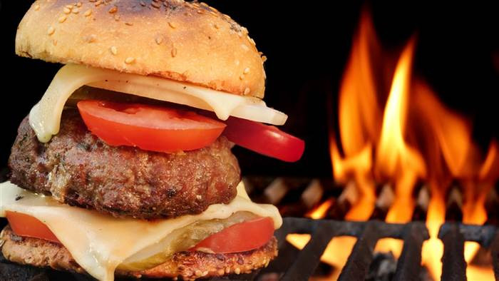 Hamburgers On The Grill  How to grill burgers Secrets to the perfect patty TODAY