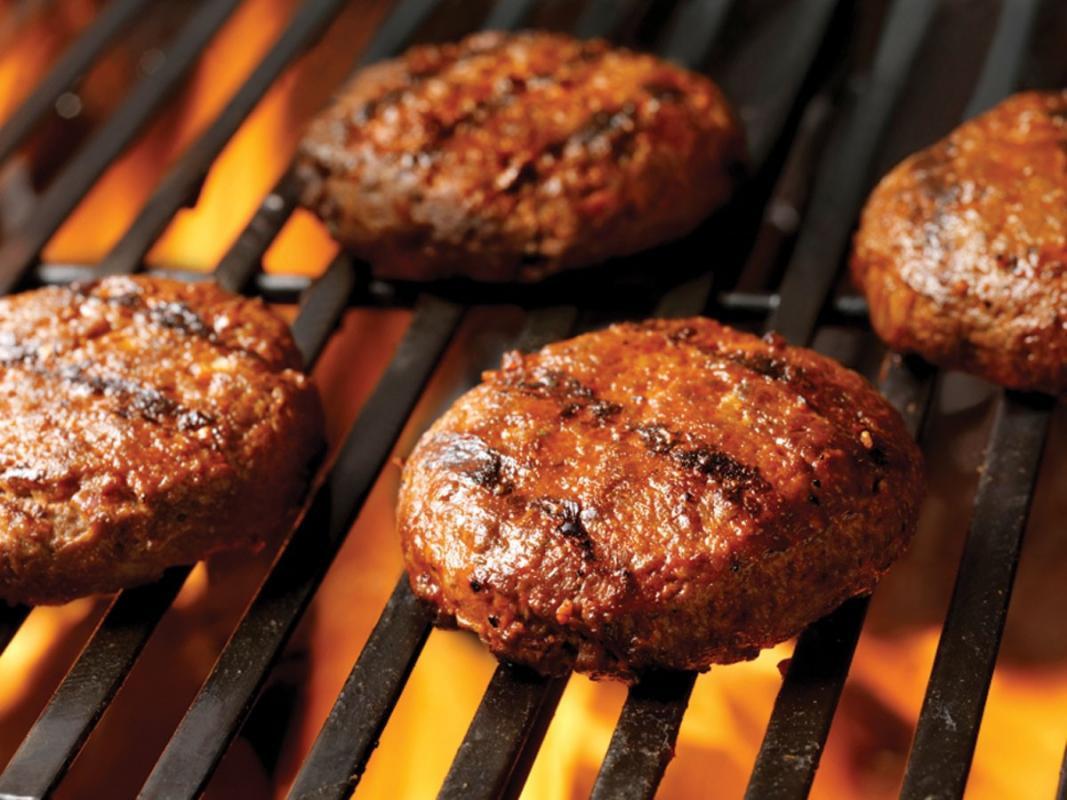 Hamburgers On The Grill  Weekly Recipes Best Backyard Burgers