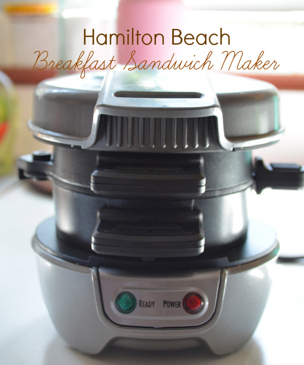 Hamilton Beach Breakfast Sandwich Maker Recipes  10 Breakfast Sandwich Ideas East 9th Street Eats