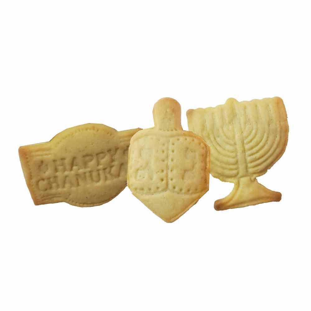 Hanukkah Cookies Cutters  Chanukah Gifts