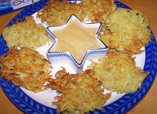 Hanukkah Potato Latkes  Easy Potato Latke Recipes for Hanukkah