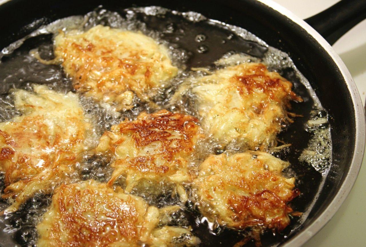 Hanukkah Potato Latkes  Hanukkah traditions the magic of latkes