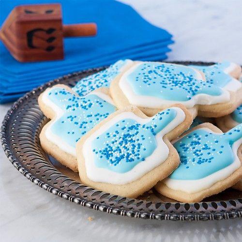 Hanukkah Sugar Cookies  How To Make Hanukkah Sugar Cookies s and