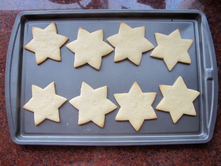 Hanukkah Sugar Cookies  Holiday Sugar Cookie Recipe from Tori Avey