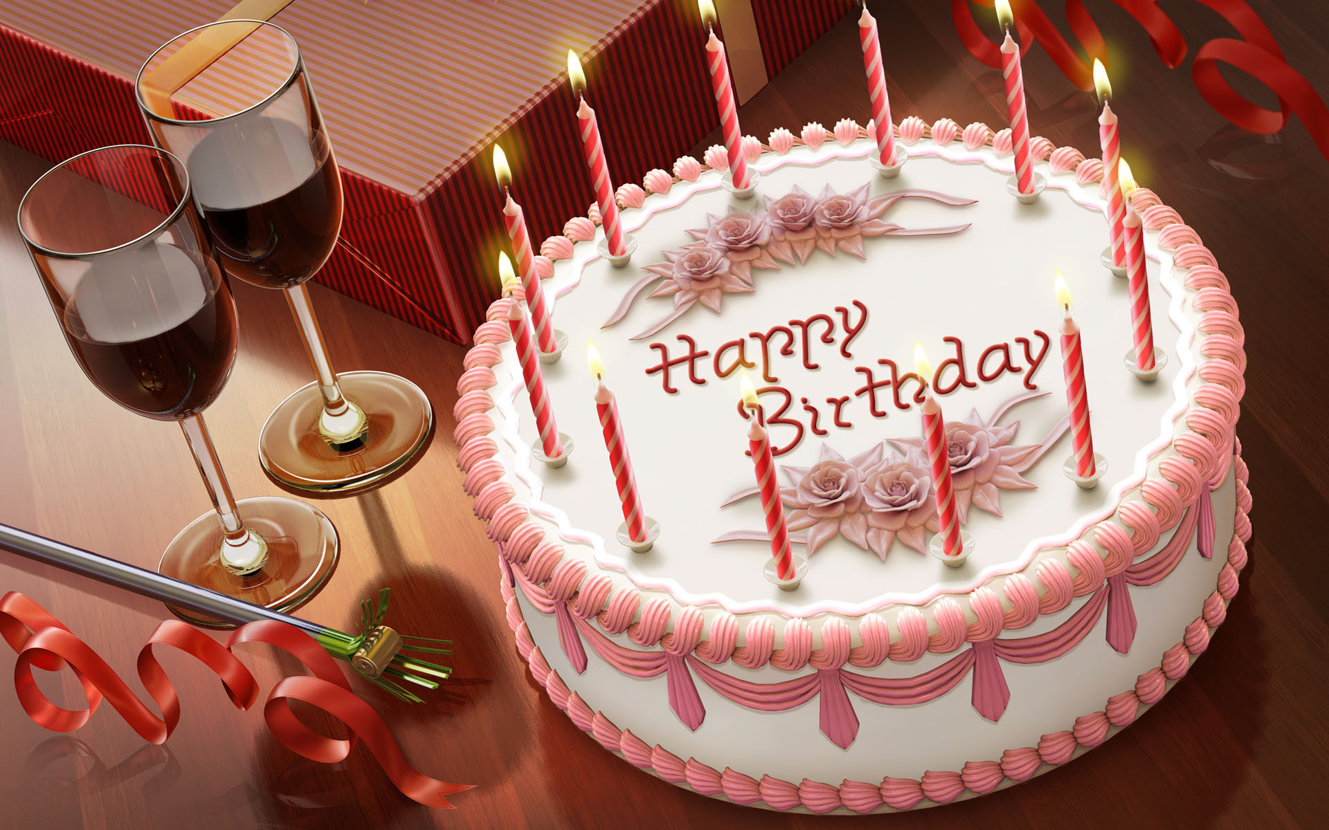 Happy Birthday Cake Images  HD Wallpapers