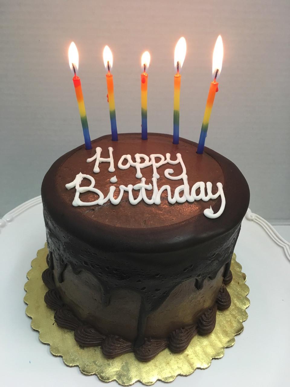 Happy Birthday Cake Images  Happy Birthday Prize Winning Chocolate Layer Cake 4 Layer