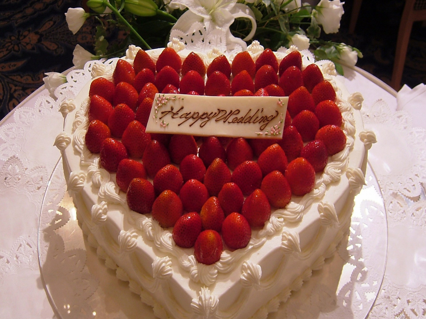 Happy Birthday Cake Images  Happy Wedding cakes images and pictures Wishes Pics
