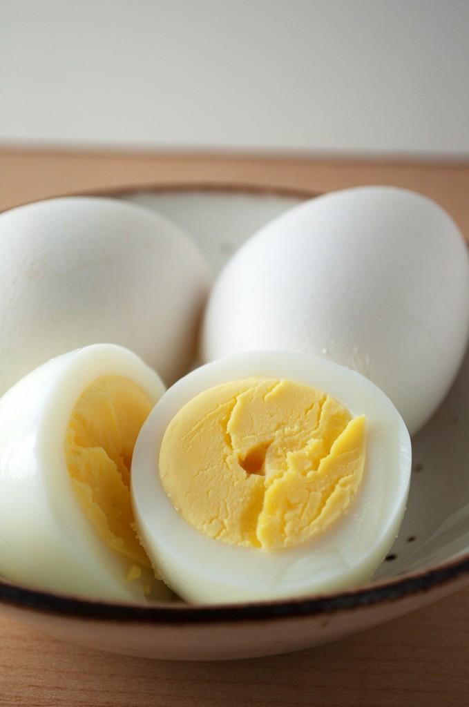 Hard Boiled Eggs Breakfast  How to Hard Boil an Egg