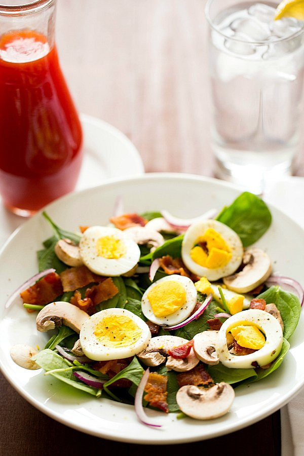 Hard Boiled Eggs Breakfast  7 of the Best Breakfasts You Can Eat if You Want to Lose