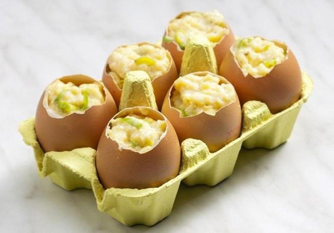 Hard Boiled Eggs Breakfast  Best Brunch Foods For A La s Party