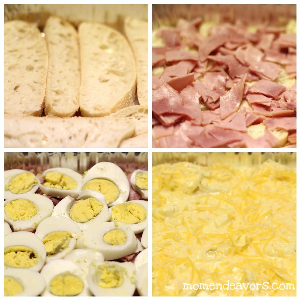 Hard Boiled Eggs Breakfast  Hard Boiled Egg Breakfast Casserole EasterMeals
