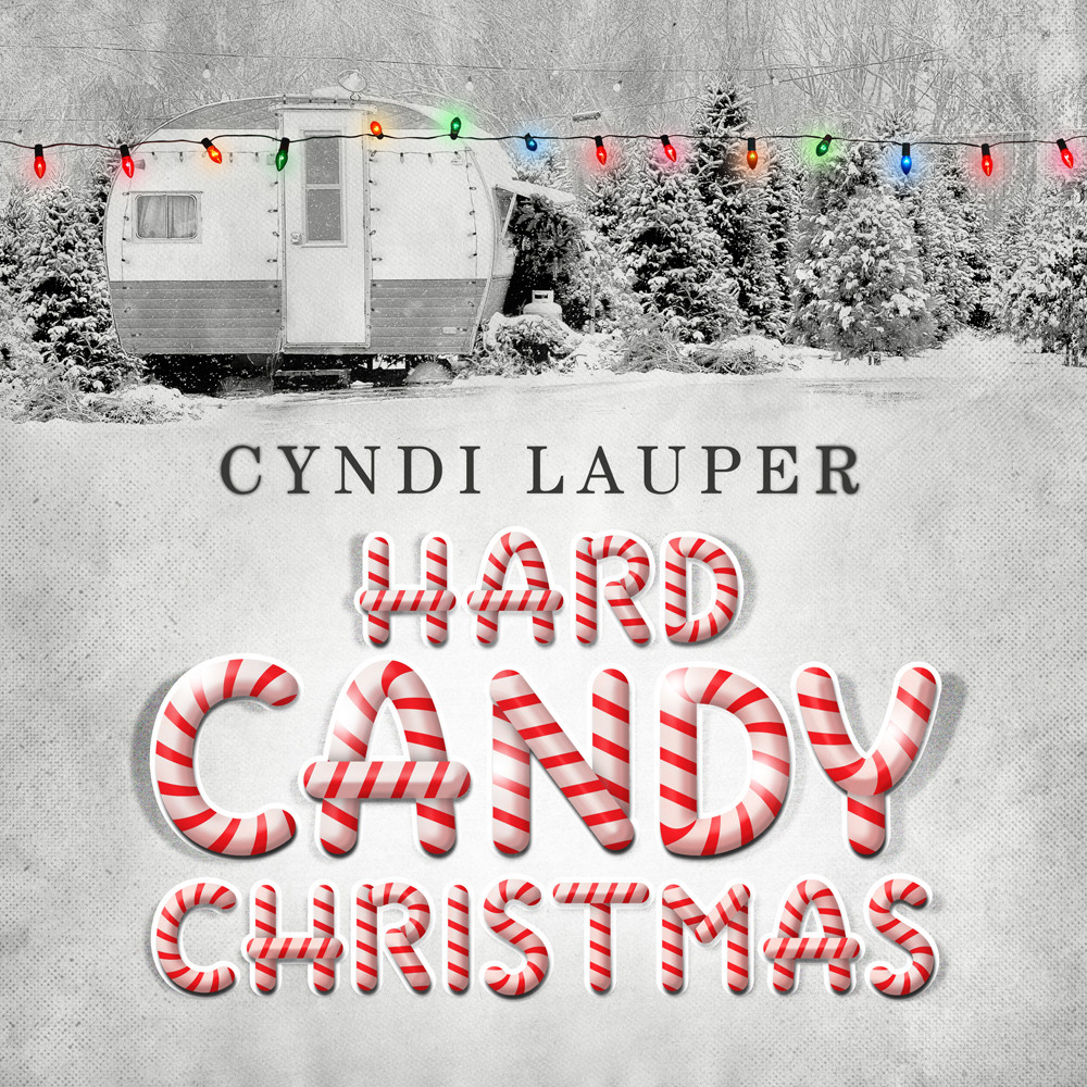 Hard Candy Christmas  Singles and Albums Art