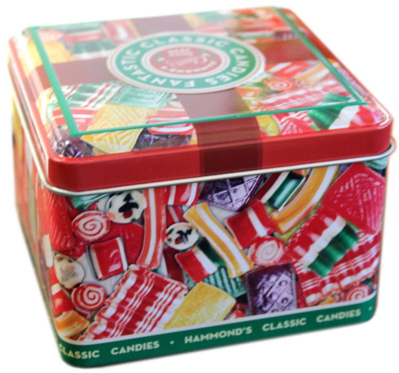 Hard Candy Christmas  Hammond s Classic Holiday Hard Can s Tin