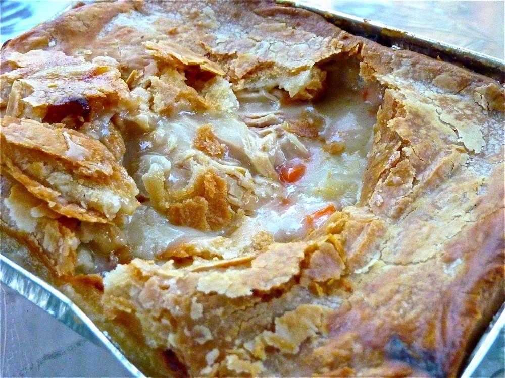 Harrows Chicken Pie  Harrows Chicken Pies VisitingNewEngland