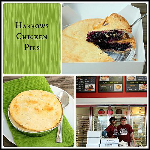 Harrows Chicken Pie  What About Second Breakfast Boston Globe Review Harrows