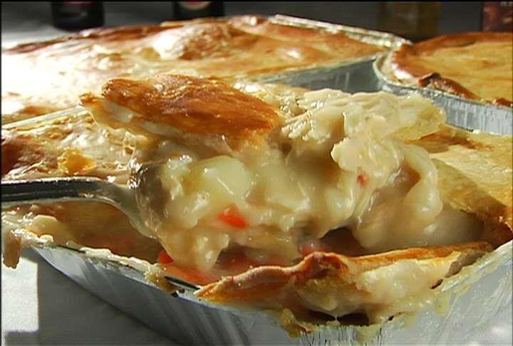 Harrows Chicken Pie  17 Best images about Phantom Gourmet on Pinterest