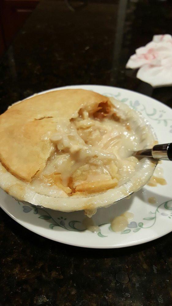 Harrows Chicken Pie  Harrow's Chicken Pies 16 Reviews Do It Yourself Food
