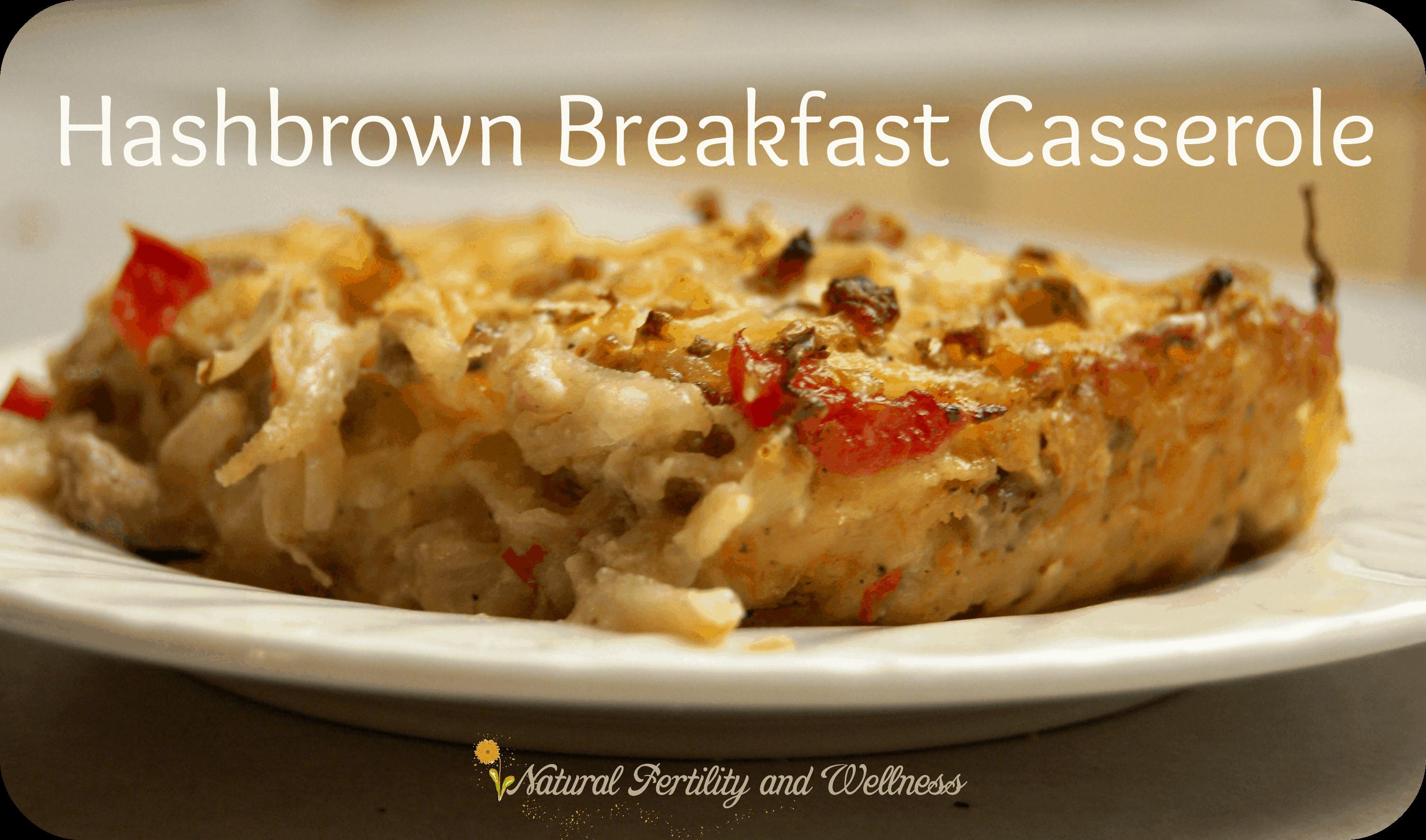 Hashbrown Breakfast Casserole Recipe  Hashbrown Breakfast Casserole