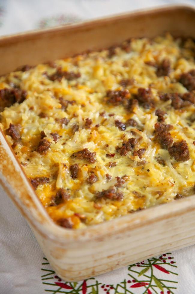 Hashbrown Breakfast Casserole Recipe  15 Breakfast Casserole Recipes My Life and Kids