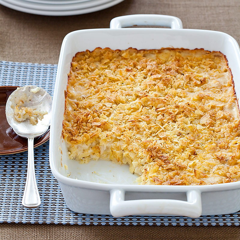 Hashbrown Potato Casserole  Funeral Potatoes