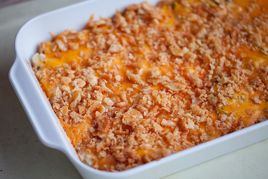 Hashbrown Potato Casserole  Will's Texas Hash Brown Casserole