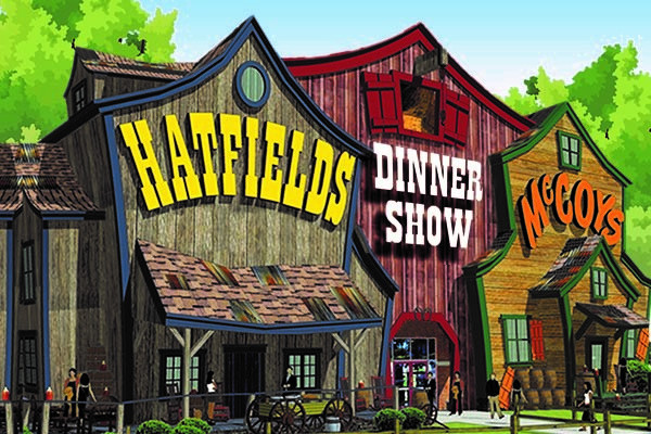 Hatfield & Mccoy Dinner Show  Live Theater Shows in Pigeon Forge TN