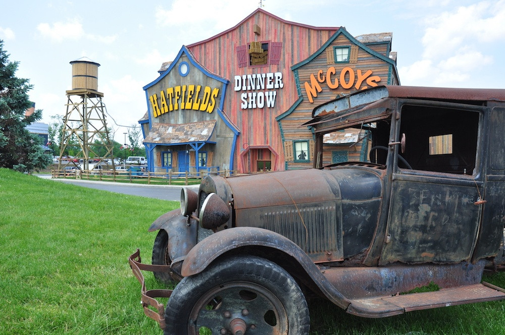 Hatfield & Mccoy Dinner Show  5 Pigeon Forge Shows You Don't Want to Miss